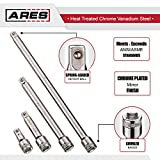 ARES 71270-10-Piece Socket Accessory Set