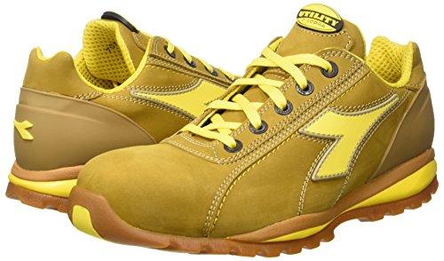 Low De Unisex Glove Adulto cammello 36 Eu S3 Ii Hro Zapatos Diadora Amarillo Trabajo YWEqBw6qd