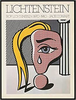 Roy Lichtenstein, 1970-1980