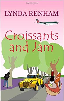 Croissants and Jam: A Romantic Comedy by Lynda Renham (2012-01-16)