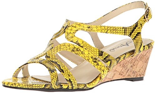W Womens Aspen Aspen W Yellow Annie qARdwHInxq