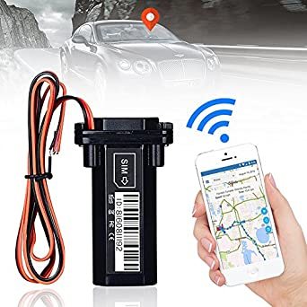Amazon.com: OUYAWEI Protable Realtime Car GPS Tracker GSM ...