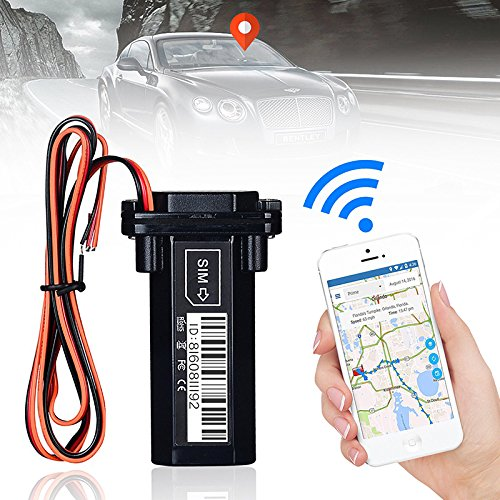 RONSHIN Realtime Car GPS Tracker GSM Alarm Anti-Theft Tracking Device for Car/Vehicle/Motorcycle