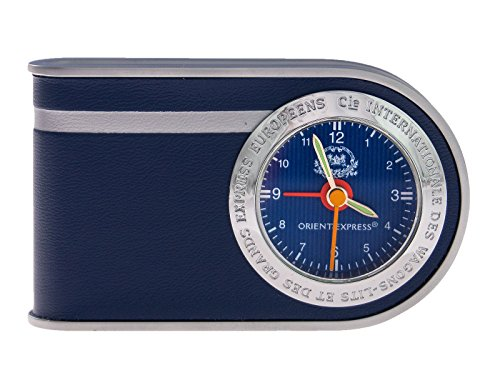 Luxus-Reisewecker ORIENT-EXPRESS Travel Alarm
