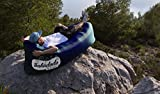 RAIDFOX Sakadodo Inflatable Camping Air Bed with