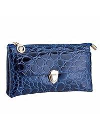 Bessky® Women Crocodile Messenger Shoulder Bag Handbag Wallet Phone Bag Evening Purse