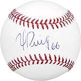 Yasiel Puig Los Angeles Dodgers Autographed Baseball - Fanatics Authentic Certified - Autographed Baseballs