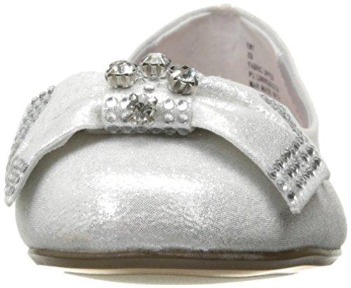 Silver Johnson Women's Betsey Flat Emy Ballet wX0qqv7
