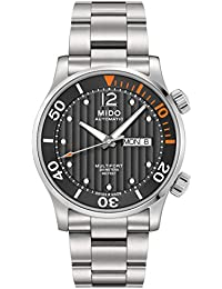 M0059301106000 Watch Multifort Mens - Black Dial Automatic Movement