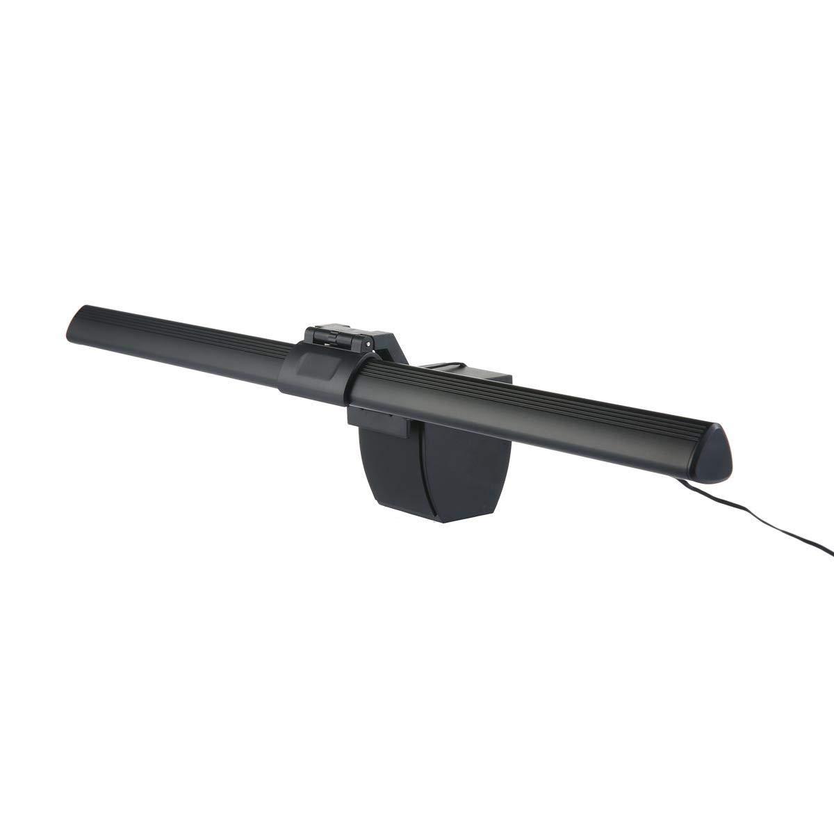 Hamkaw Computer-Bildschirm LED-Lampe Augenschutz Blendfreie USB-E-Leselampen Mit 3 Beleuchtungsmodi Und 9 Einstellbaren Helligkeitsstufen
