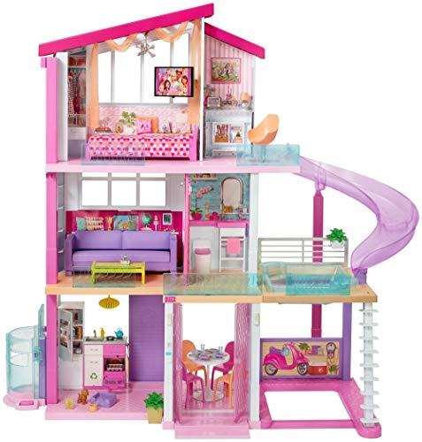 Barbie DreamHouse is one of the best toys for girls age 6 to 8