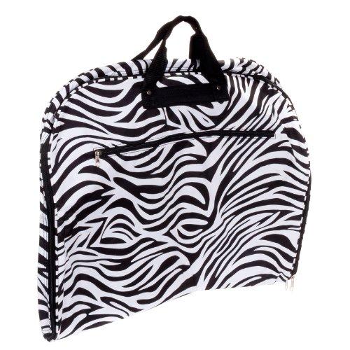 bdf8f1f18981 World Traveler Designer Print Collection 40-inch Hanging Garment Bag ...