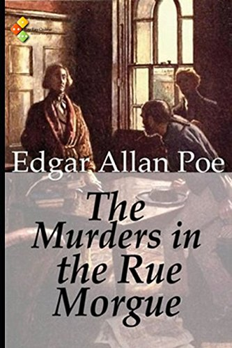 Book cover for The Murders in the Rue Morgue