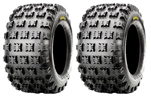 Pair Ambush Desert 18x10 8 Tires