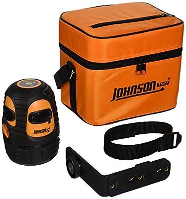 Johnson Level & Tool 40-6636 Line Laser
