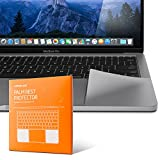 palm rest decal - UPPERCASE Premium Palm Rest Protector Skin Cover Set for MacBook Pro Released in 2016 and 2017 (MacBook Pro 13