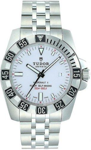 Tudor 20040 - Reloj de pulsera hombre, caucho