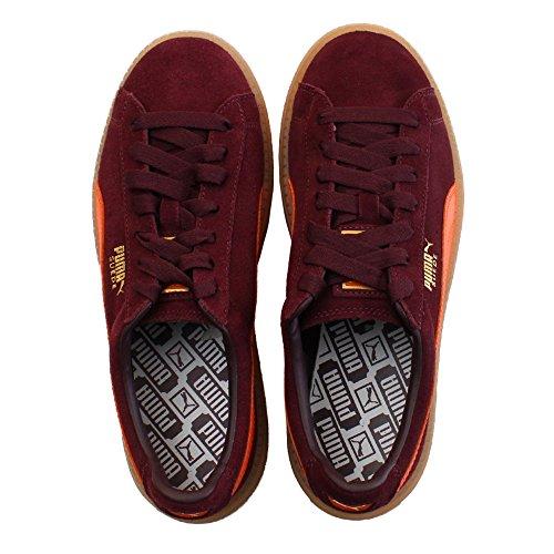 Block Sneakers Puma Trace Platform Basses 39 Femme Eu gqE1wHE