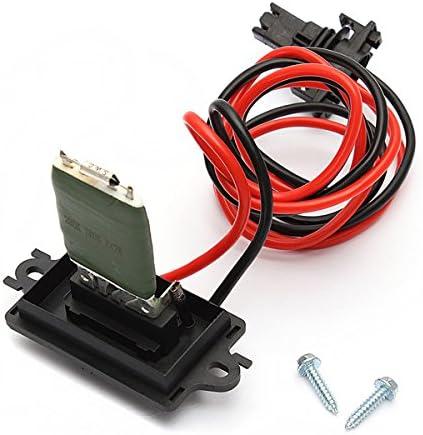 Motor de calefacción Resistencia Ventilador Ventilador para Renault Grand Scenic II: Amazon.es: Coche y moto