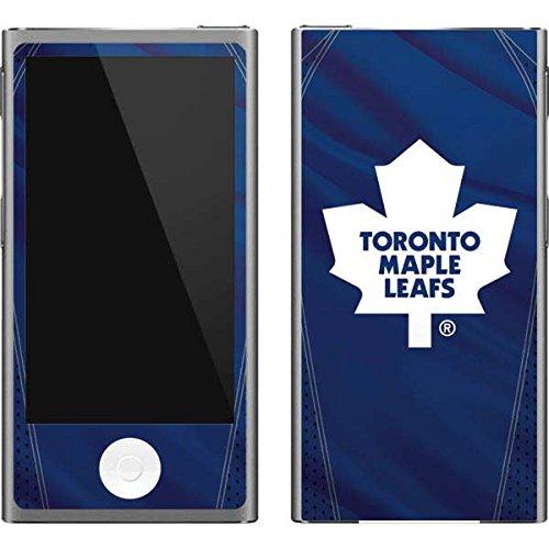 (Skinit NHL Toronto Maple Leafs iPod Nano (7th Gen&2012) Skin - Toronto Maple Leafs Home Jersey Design - Ultra Thin, Lightweight Vinyl Decal Protection)