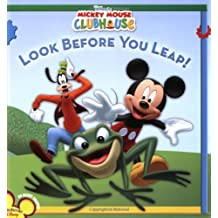 Mickey Mouse Clubhouse Look Before You Leap