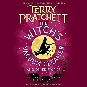 The Witch's Vacuum Cleaner and Other Stories Audiobook