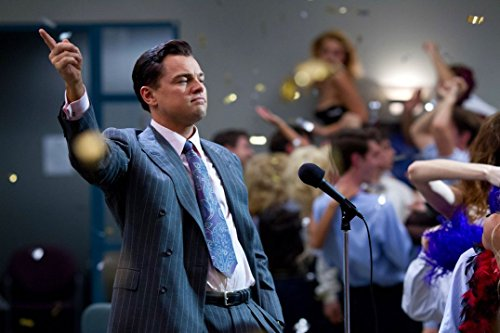 001 The Wolf of Wall Street 36x24 inch Silk Poster Aka Wallpaper Wall Decor By ()
