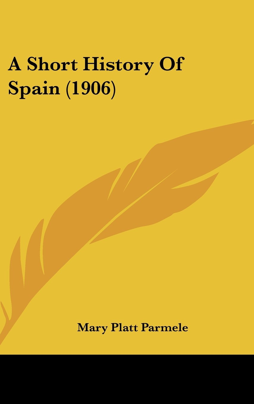 Download A Short History Of Spain (1906) ebook