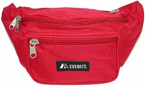 Everest Unisex Large Size Fanny Waist Pack