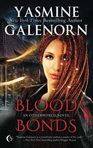 Book cover from Blood Bonds (Otherworld) by Yasmine Galenorn