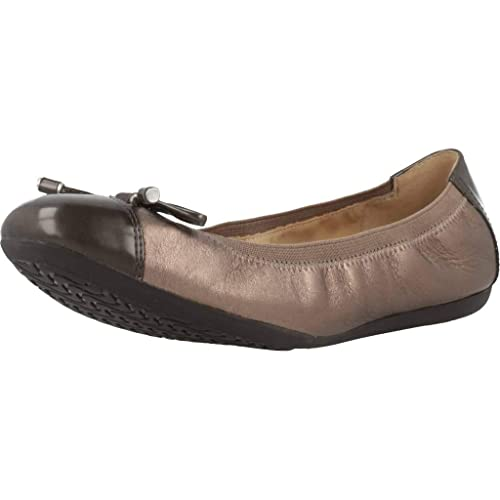 Bailarina MujerColor GeoxModelo Para Zapatos MarrónMarca QCoEBxrdeW