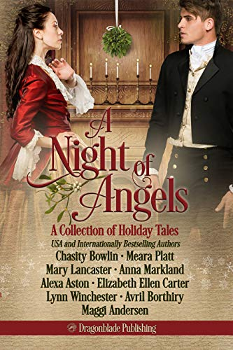 A Night of Angels: A Magical Holiday Collection