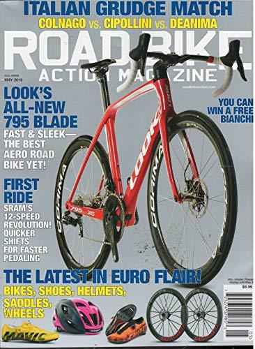 Road Bike Action Magazine May 2019