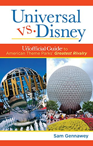 ''TOP'' Universal Versus Disney: The Unofficial Guide To American Theme Parks' Greatest Rivalry. Neenah cumple reason Duelos masacres scored other despues