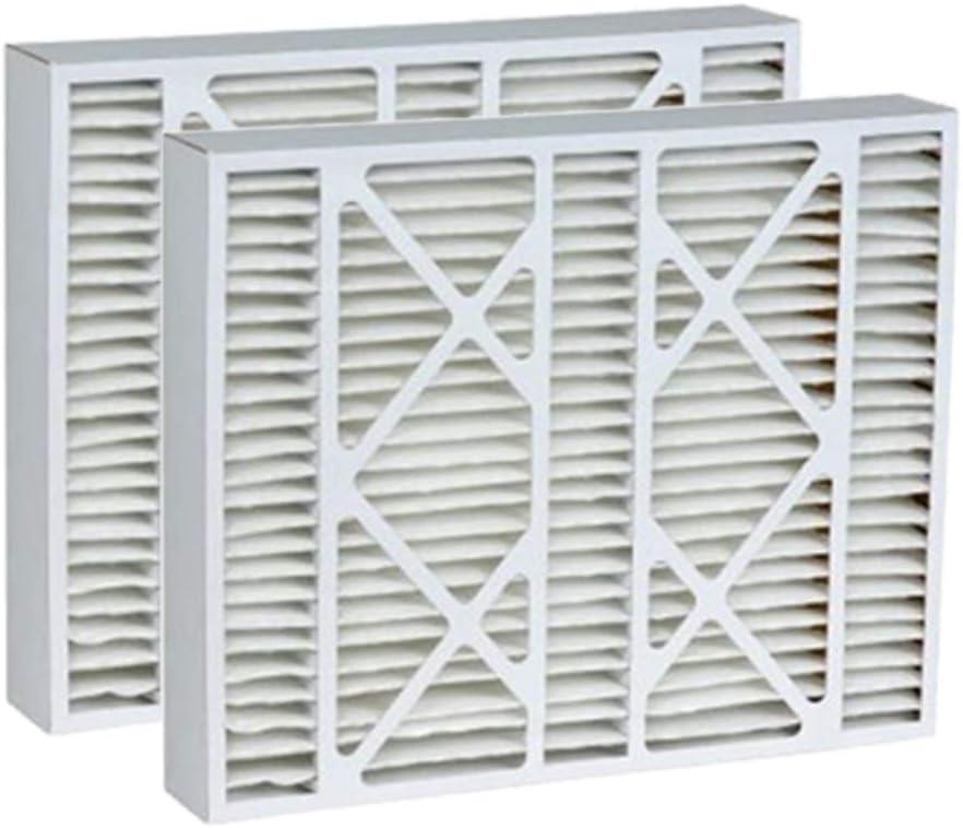 Lennox 20x26x5 Merv 13 Replacement AC Furnace Air Filter 2 Pack