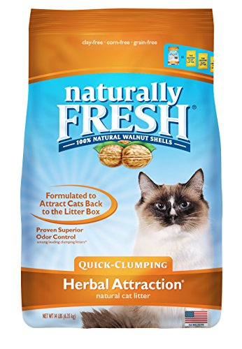 BLUE Naturally Fresh Herbal Attraction Quick-Clumping Cat Li