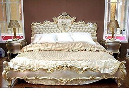 Struttura Letto in stile barocco veneziano Vp7762: Amazon.it: Casa ...