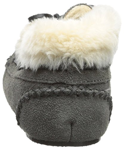 Minnetonka Chrissy Bootie Damen Pantoffeln Grau (GreyGrey)