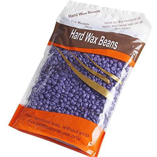 Bluezoo Body Hair Removal Hard Wax Beans For Men Women