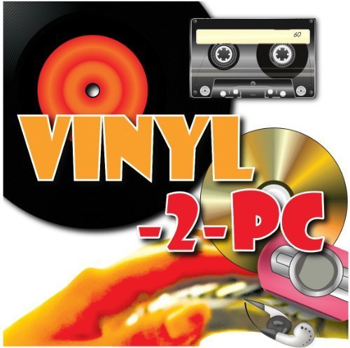 Vinyl-2-PC - Copy, Convert, Transfer Vinyl LPs, Audio Casset
