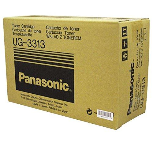 Panasonic UG3313 OEM Toner - UF-550 560 770 880 885 895 DF-1100 DX-1000 DX-2000 Toner (10000 Yield) (800 Panafax Fax Dx Panasonic)