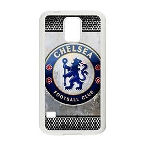 Chelsea Football Club White samsung galaxy s5 case