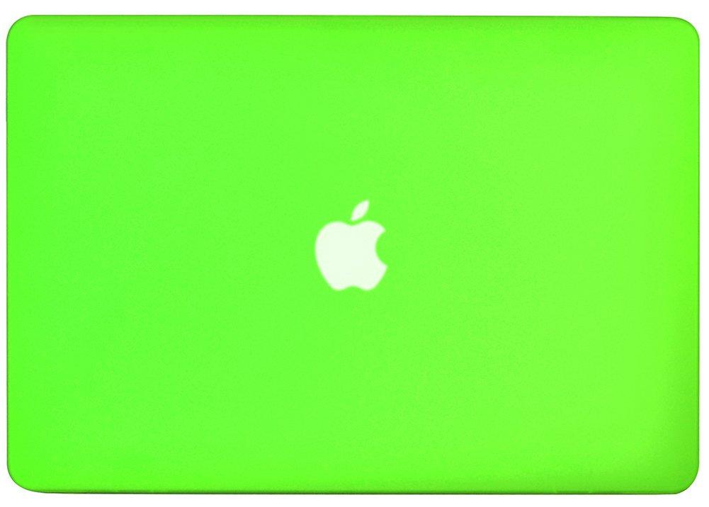 modello A1398 rivestimento in gomma opaca per Apple 15.4// 15 MacBook Pro con display Retina Topideal Cover rigida 2-in-1 + custodia per tastiera morbida e liscia al tatto