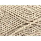 King Cole Merino Blend DK Knitting Wool/Yarn Oatmeal 41 - per 50g ball