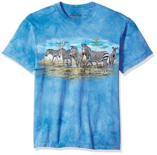 The Mountain Mens Zebra Gathering