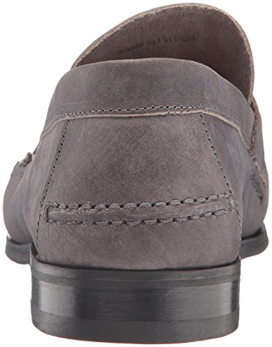Sebago Men's Conrad Penny Loafer Dark Grey Crackled Leather cheap sale professional Z619opcy