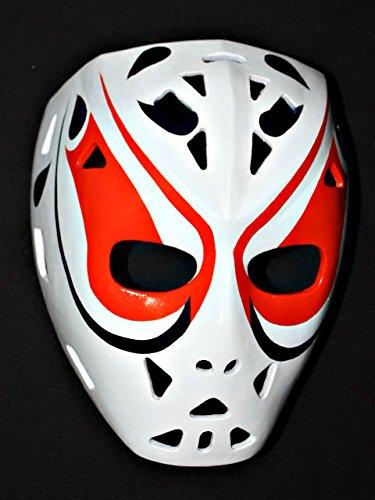 1:1 Custom Vintage Fiberglass Roller Air Ice Hockey Goalie Mask Helmet Dave Dryden HO46