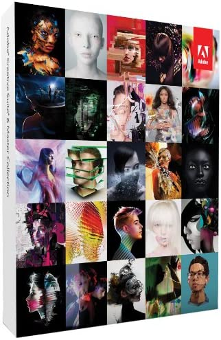 Creative Suite 6 Master Collection(Mac版)