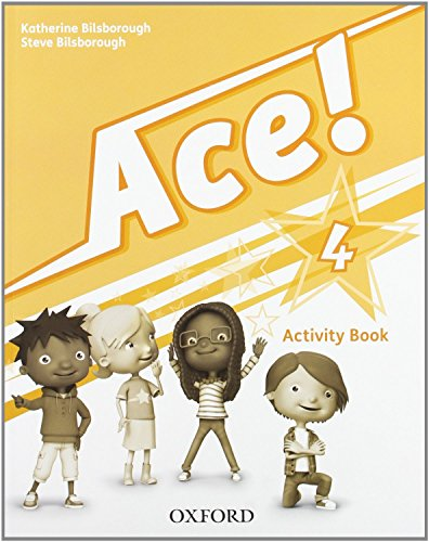 Ace! 4: Activity Book – 9780194006903