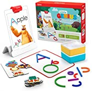 Osmo - Little Genius Starter Kit for iPad - 4 Educational Learning Games - Ages 3-5 - Phonics & Creativity